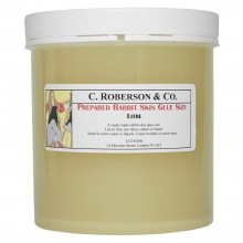 Roberson: Prepared Rabbit Skin Glue : 1Litre