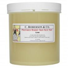 Roberson: Prepared Rabbit Skin Glue : 1Litre