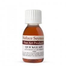 Wallace Seymour : Alkyd Resin Glaze Medium : 100ml : By Road Parcel Only