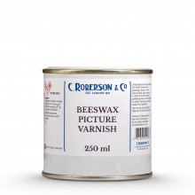 Roberson : Beeswax Picture Varnish : 250ml