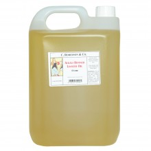Roberson : Alkali Refined Linseed Oil : 5 Litre
