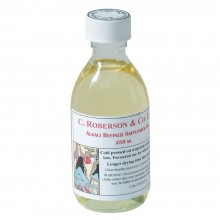 Roberson : Refined Safflower Oil : 250ml