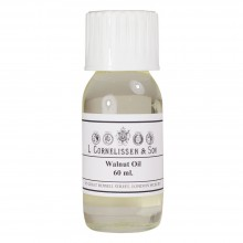 Cornelissen : Walnut Oil : 60ml : Ship By Road Only
