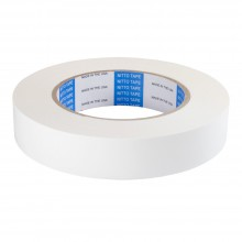 Acid Free Art Tape : White 25mm x 54m : Smooth