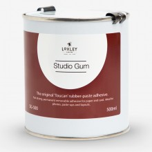 Toucan : Studio Gum : Rubber Adhesive : 500ml