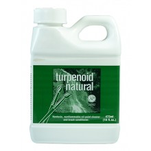 Turpenoid Natural : Brush Cleaner : 473ml