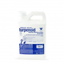 Weber : Odorless Turpenoid : Turpentine Substitute : 2000ml