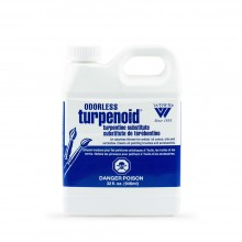 Weber : Odorless Turpenoid : Turpentine Substitute : 946ml