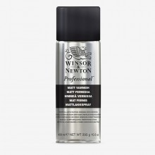 Winsor & Newton : Artists Picture Varnish Spray : 400ml : Matt (Road Shipping Only) *Haz*