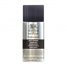 Winsor & Newton : Artists Picture Varnish Spray : 150ml : Matt : Ship By Road Only