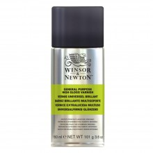 Winsor & Newton : General Purpose Spray Varnish : 150ml : Gloss