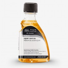 Winsor & Newton : Liquin Light Gel : 250ml