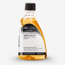 Winsor & Newton : Liquin Light Gel : 500ml