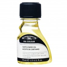 Winsor & Newton : 75ml : Artist Safflower Oil
