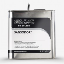 Winsor & Newton : Sansodor : 2.5 Litre : By Road Parcel Only