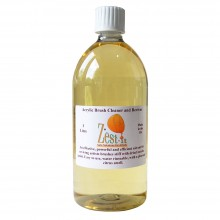 Zest It : Acrylic Brush Cleaner : 1000ml