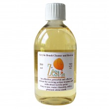Zest It : Acrylic Brush Cleaner : 500ml