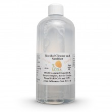 Zest-It : Biocidal Cleaner and Sanitiser : 1000ml