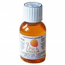 Zest It : Cold Pressed Linseed Oil : 125ml