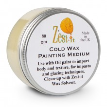 Zest It : Cold Wax Painting Medium : 80g