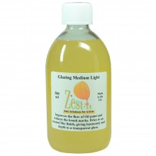 Zest It : Glazing Medium Light : 500ml