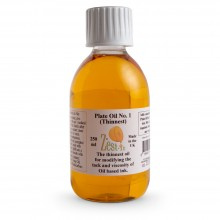 Zest-It : Printmakers Plate Oil 1 (Thinnest) : 250ml