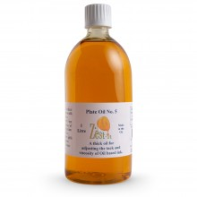 Zest-It : Printmakers Plate Oil 5 (No Tung Oil) : 1000ml