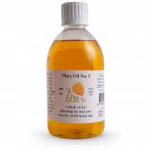 Zest-It : Printmakers Plate Oil 5 (No Tung Oil) : 500ml