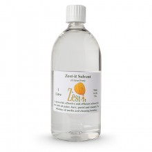 Zest It : Solvent : 1000ml : By Road Parcel Only