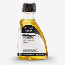 Winsor & Newton : Artisan : 250ml : Painting Medium