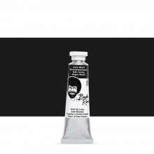 Bob Ross : Soft Oil Paint : 37ml : Ivory Black