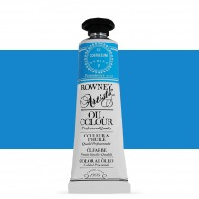 Daler Rowney Artists Oil : 38ml tube COREULEUM
