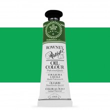 Daler Rowney : Artists' Oil Paint : 38ml : Alizarin Green