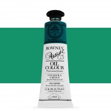 Daler Rowney : Artists' Oil Paint : 38ml : Cobalt Green Deep