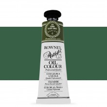 Daler Rowney : Artists' Oil Paint : 38ml : Terre Verte Hue