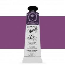 Daler Rowney : Artists' Oil Paint : 38ml : Mineral Violet