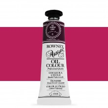 Daler Rowney : Artists' Oil Paint : 38ml : Purple Lake