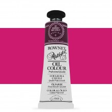 Daler Rowney Artists Oil : 38ml tube ROWNEY RED VIOLET