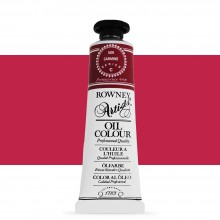 Daler Rowney : Artists' Oil Paint : 38ml : Carmine