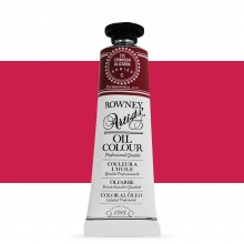 Daler Rowney : Artists' Oil Paint : 38ml : Crimson Alizarin