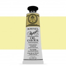Daler Rowney : Artists' Oil Paint : 38ml : Naples Yellow