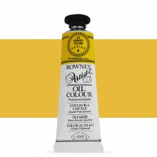 Daler Rowney : Artists' Oil Paint : 38ml : Rowney : Yellow