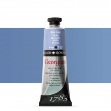 Daler Rowney : Georgian Oil Paint : 75ml : Blue Grey
