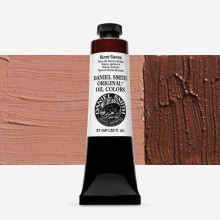 Daniel Smith : Original Oil Paint : 37ml : Burnt Sienna