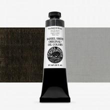 Daniel Smith : Original Oil Paint : 37ml : Pearlescent Black