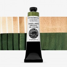 Daniel Smith : Original Oil Paint : 37ml : Duochrome Saguaro Green