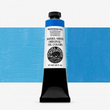 Daniel Smith : Original Oil Paint : 37ml : Mediterranean Blue