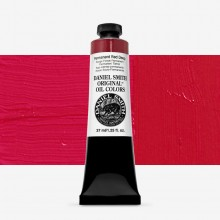 Daniel Smith : Original Oil Paint : 37ml : Permanent Red Deep