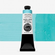 Daniel Smith : Original Oil Paint : 37ml : Cobalt Teal Blue