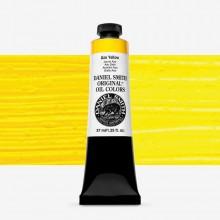 Daniel Smith : Original Oil Paint : 37ml : Azo Yellow
